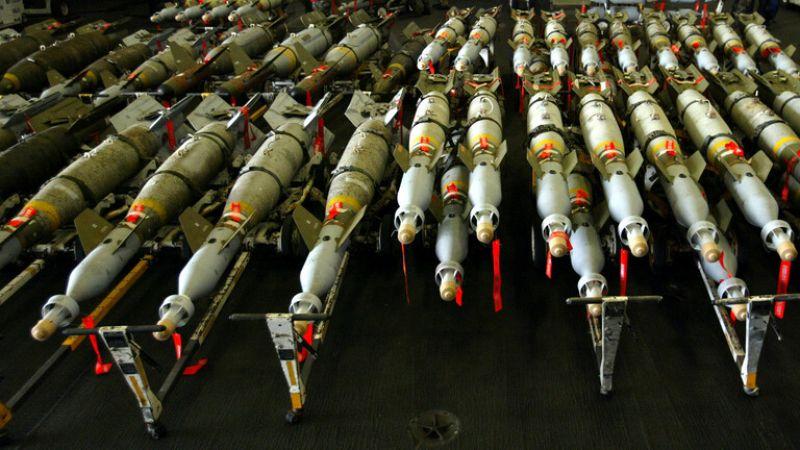 7500 قنبلة دقيقة التوجيه للسعودية من الإدارة الأميركية