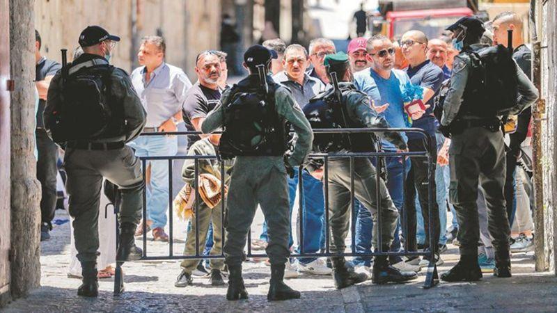 مفتي القدس يندد بـممارسات الاحتلال تجاه المسجدين الأقصى والإبراهيمي
