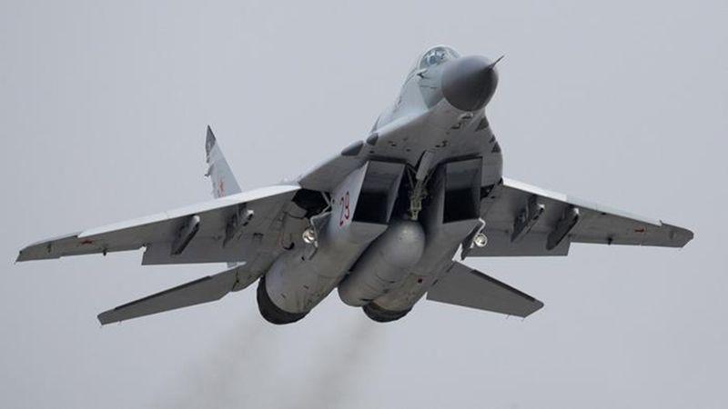 """طائرات """"ميغ 29"""" متطورة ومحدّثة للجيش السوري من روسيا"""