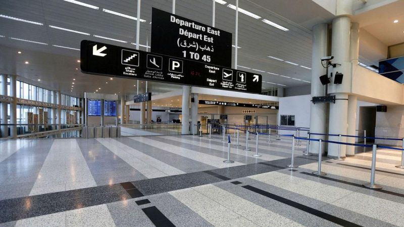 """حركة الطيران من وإلى لبنان تعود قريبا.. ماذا يقول رئيس المطار عن الإجراءات المصاحبة لـ""""العهد""""؟"""