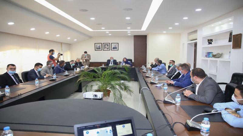 مرتضى زار الجامعة الاسلامية... التعاون مع الجامعات من خلال باحثيها يساهم في رسم الاستراتيجيّات وتطوير قطاع الزراعة