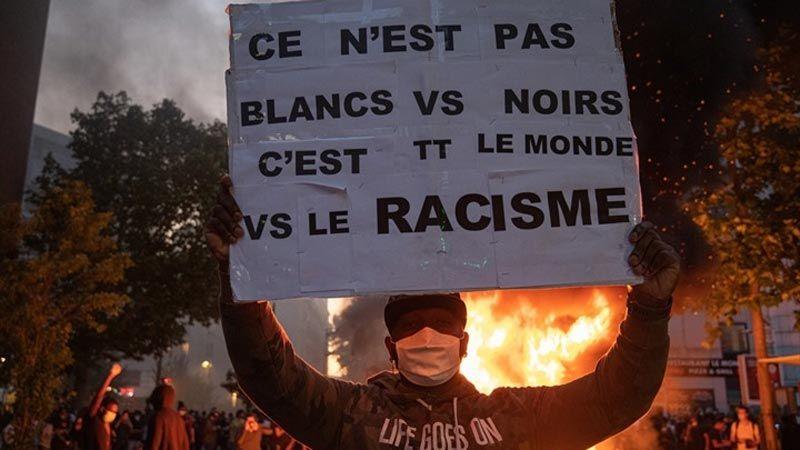 تداعيات مقتل فلويد تنتقل إلى فرنسا.. صدامات بين محتجين والشرطة في باريس