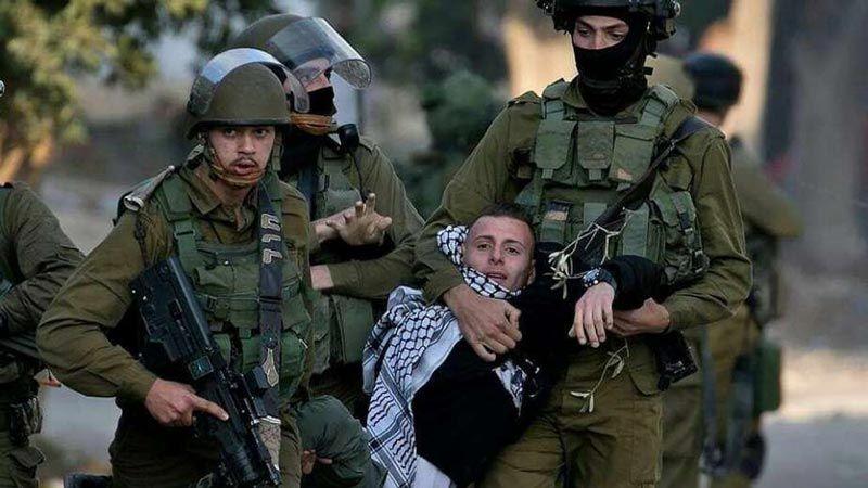 قوات الاحتلال تعتقل 11 فلسطينيا من الضفة الغربية بينهم فتية