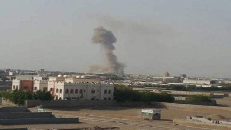 العدوان السعودي يواصل غاراته على الجوف وصعدة ومأرب