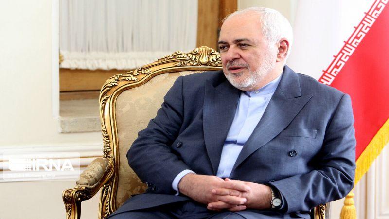 ظريف ينوّه بأهمية الاتفاقات الموقعة مع بغداد