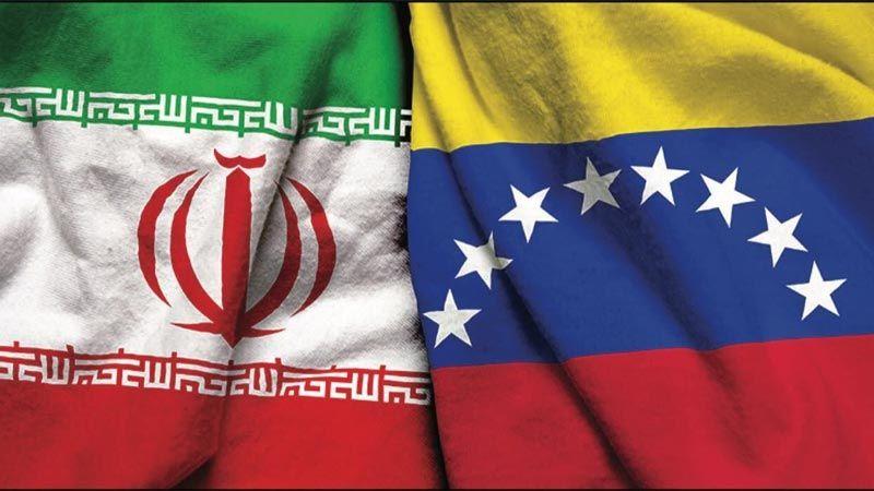 طائرة إيرانية محملة بمساعدات إنسانية تصل إلى فنزويلا