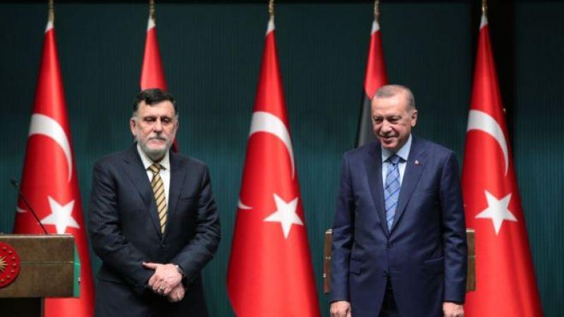 عين أردوغان على الشرق الليبي