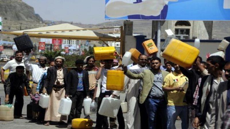 موظفو شركة النفط بالحديدة: احتجاز سفن الوقود جريمة إبادة جماعية