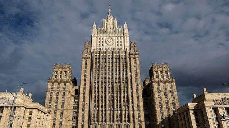 """""""وقاحة مطلقة"""" .. هكذا وصفت الخارجية الروسية دعوة نواب أمريكيين تصنيف روسيا دولة """"ممولة للإرهاب"""""""