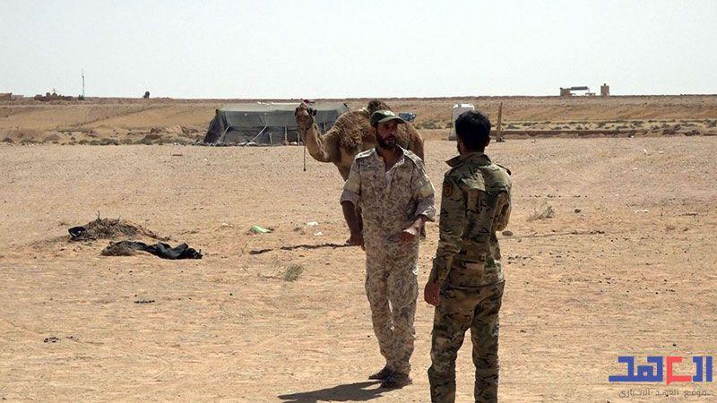 """مقاتلون سوريون في قاعدة """"التنف"""" الأمريكية لـ""""العهد"""": هكذا قررنا العودة للوطن"""