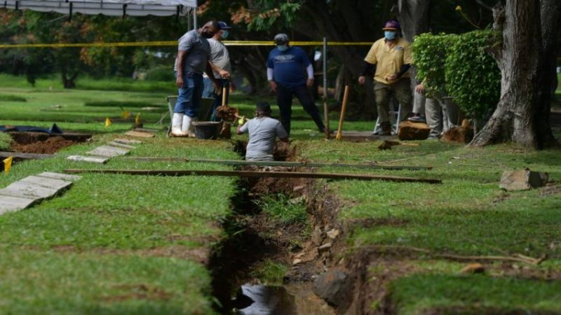 ارتكابات واشنطن تتكشّف بعد 30 عامًا على غزو بنما.. العثور على حفرة تضمّ جثث العشرات
