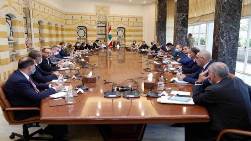 الرئيسان عون ودياب: الأعمال التخريبية الأخيرة تُنذر بمضاعفات خطيرة