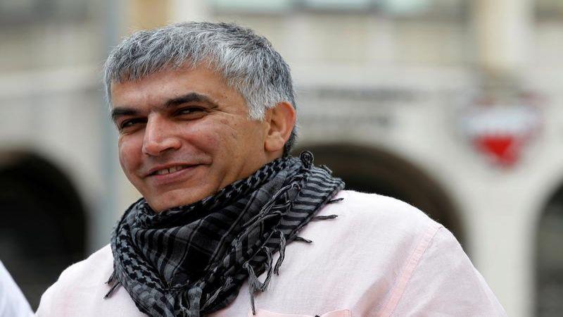 نبيل رجب: سأوثّق تجربتي داخل المعتقل وسأروي معاناة السجناء