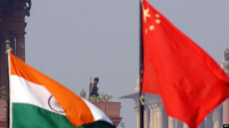الولايات المتحدة تغطي تحركات الهند العسكرية على حدود الصين