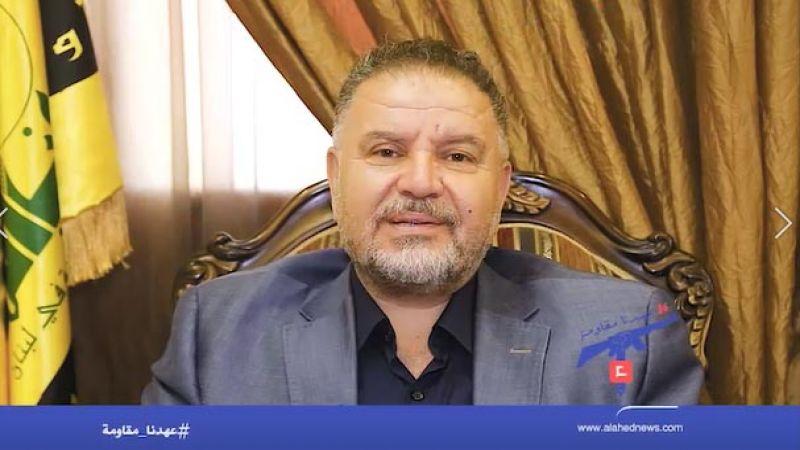 """علي فياض: تاريخ """"العهد"""" هو تاريخ حزب الله والمقاومة"""