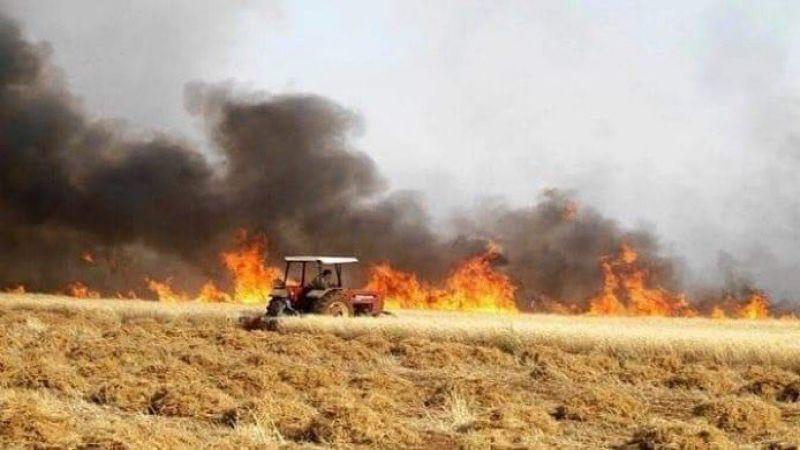 """ماذا يقول رئيس بلدية الهرمل لـ""""العهد"""" عن حرائق الأمس؟"""