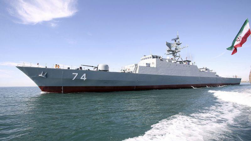 عملية مشتركة بين الكويت وإيران بحثًا عن مفقودي سفينة بهبهان