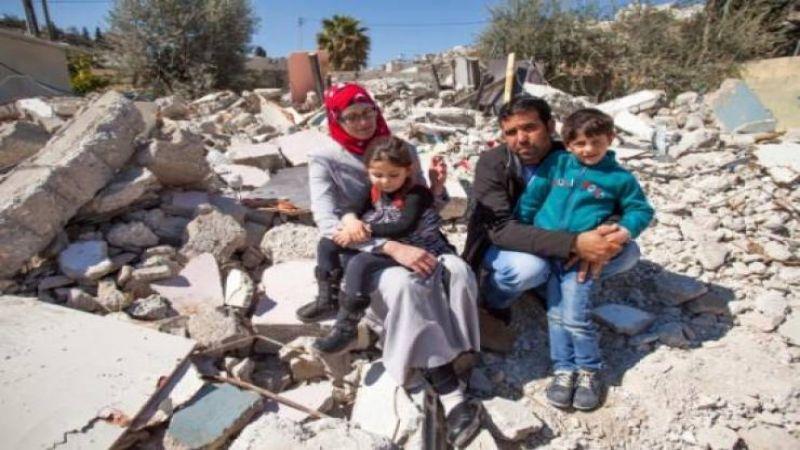 تقرير أممي: هدم الإحتلال للمنازل الفلسطينية ارتفع بنسبة 250%