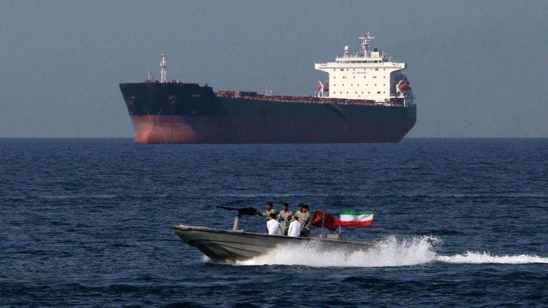 السفينة الايرانية المحملة بالمواد الغذائية تصل الى فنزويلا