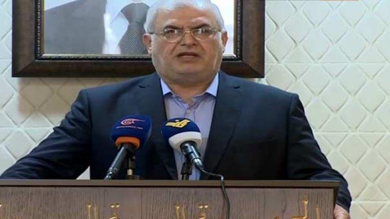 وقفة تضامنية ضد قيصر في السفارة السورية