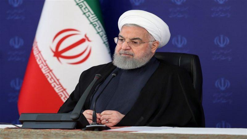 الرئيس الإيراني: تعاوننا مع واشنطن مشروطٌ بتراجعها عن أخطائها