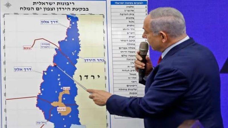 """خطة الضم """"الإسرائيلية""""..تقطيع لأوصال فلسطين وتكريس للاحتلال"""
