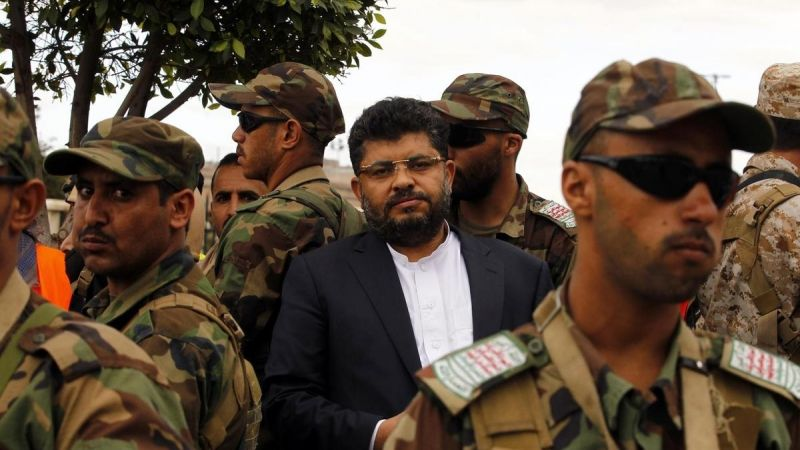 الحوثي يردّ على المبعوث الأممي: من يمنع دخول السفن إلى الحديدة هم بحرية تحالف العدوان