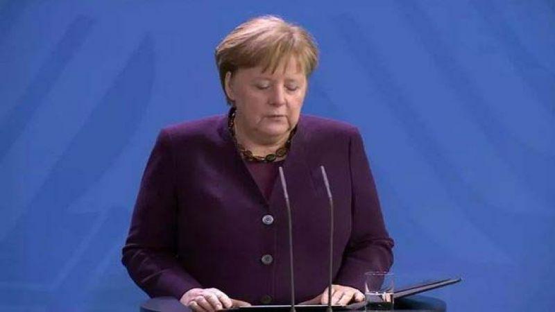 ميركل: للتفكير بمكانة أوروبا في عالم لا تقوده واشنطن