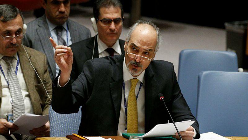سوريا تطالب بإنسجام القرارات الأمريكية الأوروبية بفرض الحصار مع القانون الدولي