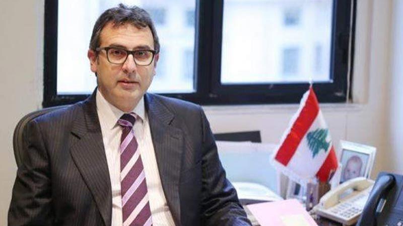 مدير عام وزارة المالية آلان بيفاني يعلن استقالته