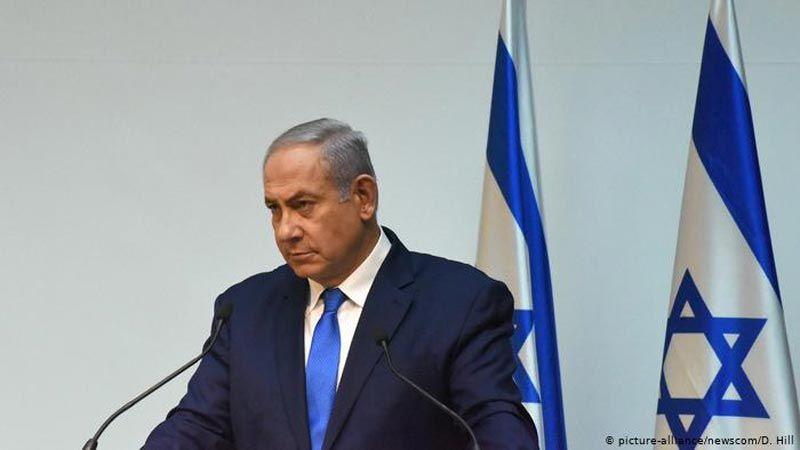 نتنياهو يخفض حدة تصريحاته ويدعو الفلسطينيين للتفاوض