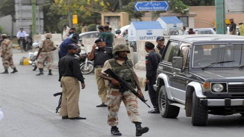 باكستان: قتلى وجرحي في هجوم مسلح على مبنى البورصة في كراتشي