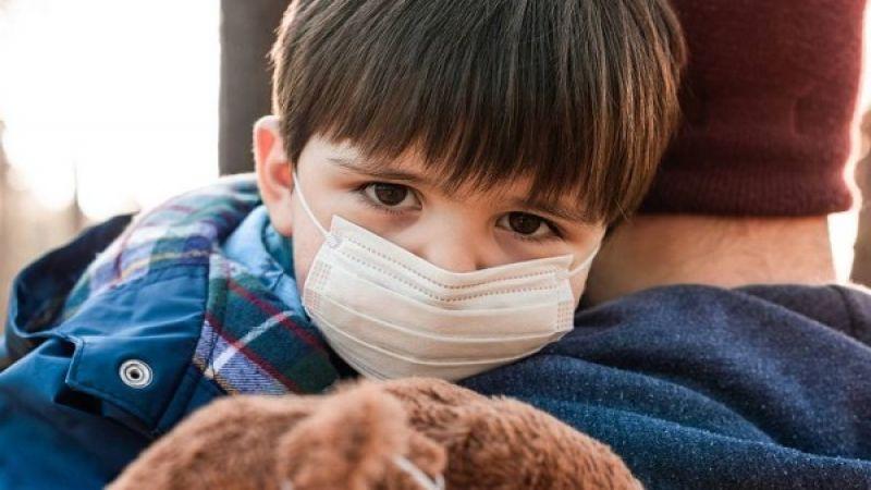 """دراسة: كيف يؤثر فيروس """"كوفيد-19"""" على الأطفال؟"""