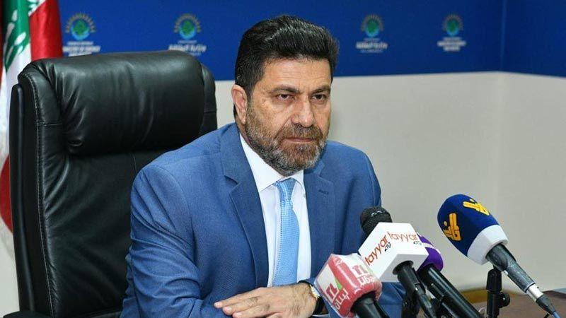 ماذا يقول وزير الطاقة عن أزمة المازوت؟