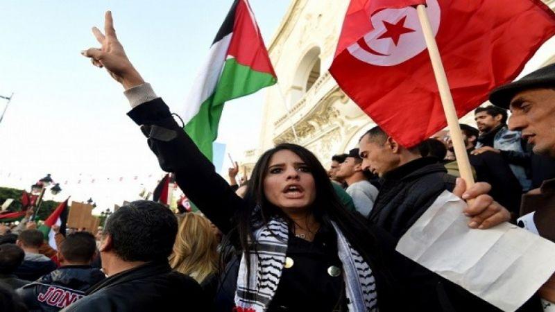 حراك تونسي رفضًا لمخطط الضم الصهيوني