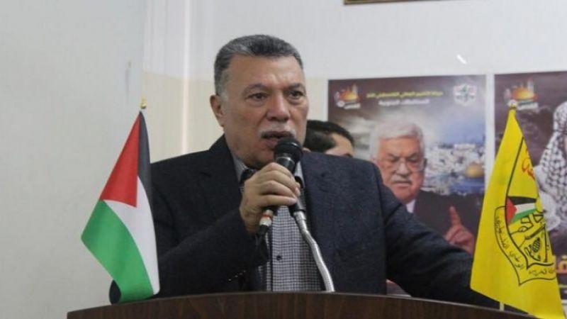 """قيادي فتحاوي لـ""""العهد"""": نرفض خطة الضمّ"""