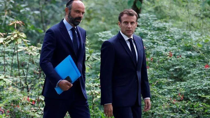 فرنسا: استقالة حكومة رئيس الوزراء إدوار فيليب