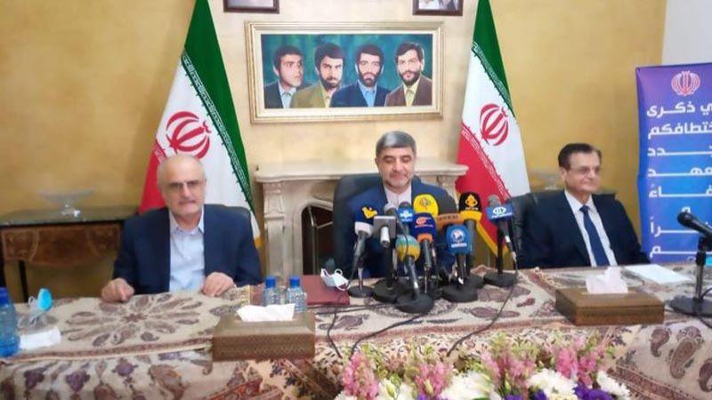 السفير الإيراني في لبنان: لن نألو جهدا في تقديم أي دعم ومساعدة إلى لبنان