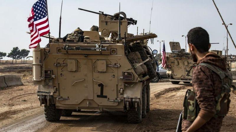 استهداف رتل آليات أميركية بعبوة ناسفة في ريف دير الزور الشرقي