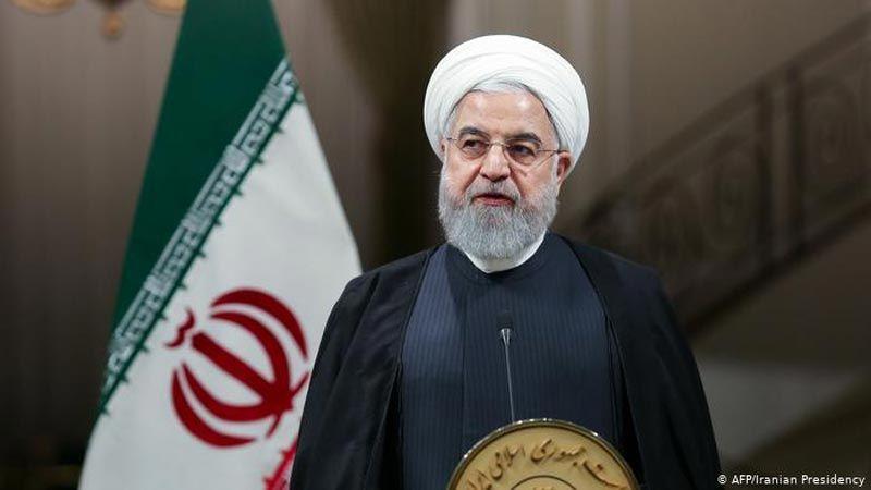 """روحاني: الإقتصاد العالمي في ظروف سيّئة بسبب """"كورونا"""""""