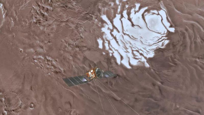 شاهد تفاصيل رائعة في كوكب المريخ من مكانك في كوكب الأرض