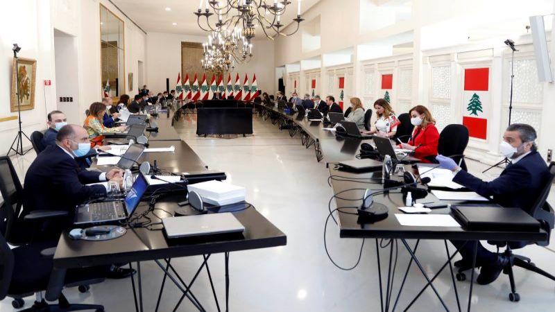 الكهرباء والتدقيق المالي وسعر الخبز على جدول أعمال جلسة الحكومة الثلاثاء المقبل