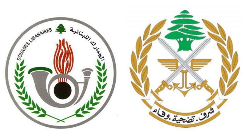 الجمارك والجيش يدحضان صورة رتل الشاحنات والصهاريج: ليست في لبنان