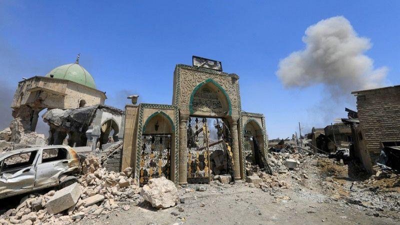 """جامع النوري في العراق.. حكاية همجية واجرام """"داعش"""""""