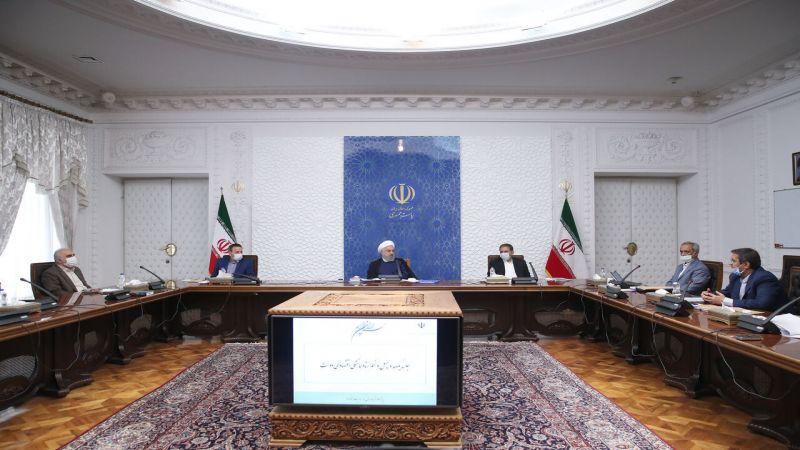 روحاني : الحرب الاقتصادية التي يشنها العدو ستفشل