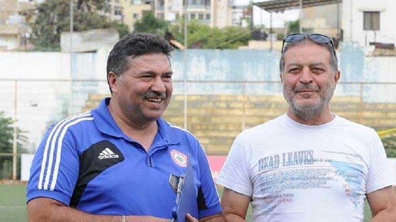 غسان ابو دياب يعود إلى الصفاء