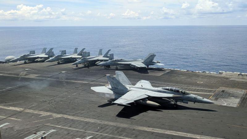 الصين: الولايات المتحدة تستعرض عضلاتها في بحرنا ولديها دوافع خفية