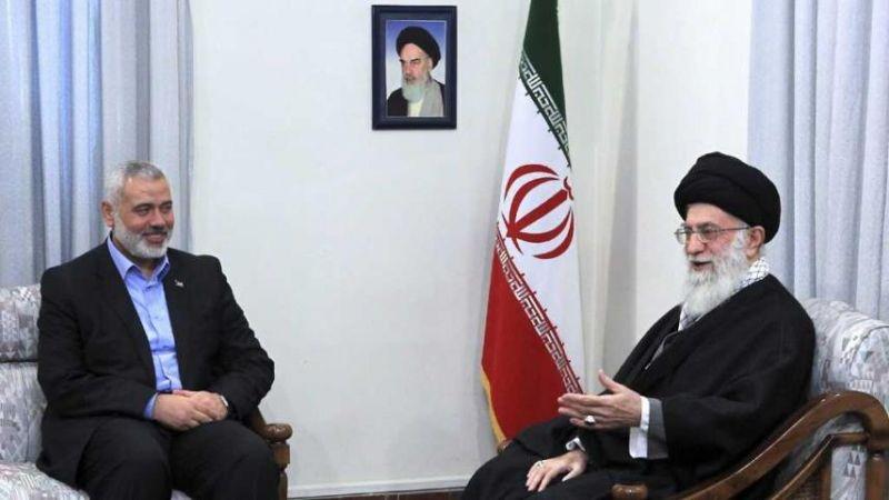 الإمام الخامنئي برسالة إلى هنيّة: إيران لن تدخر جهداً لدعم الشعب الفلسطيني المظلوم