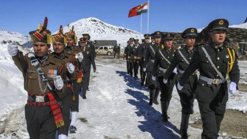 تهدئةٌ صينيةٌ ـ هندية على طول الحدود بعد خسارة 20 جندياً