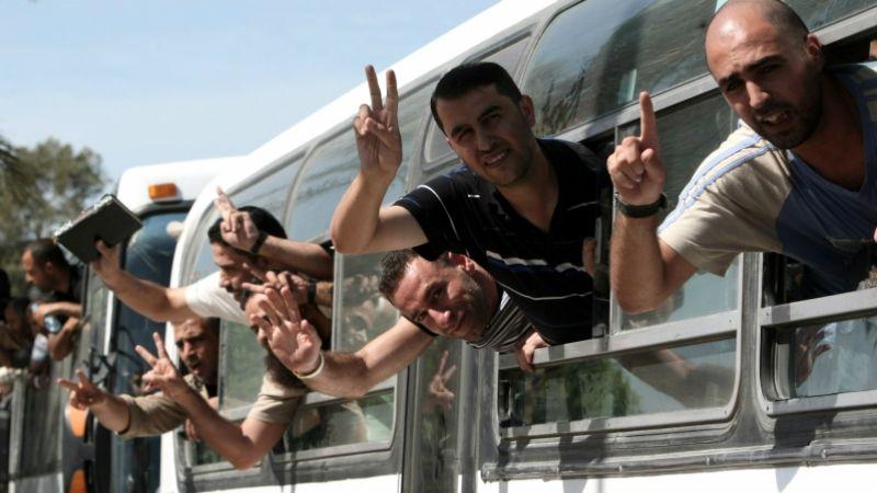 """المحكمة العليا للاحتلال تؤجل النظر في الاستئناف المقدم باسم محرري صفقة """"وفاء الأحرار"""""""